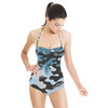 Camouflage Seamless Pattern (Swimsuit)