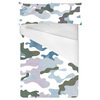 Camouflage Seamless Pattern (Bed)