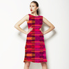 Bright Zigzag Lines (Dress)