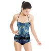 Abstract Geometric (Swimsuit)