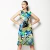 Flowers With Plaid (Dress)