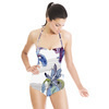 Irises Seamless Pattern (Swimsuit)