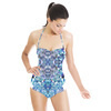 Abstract Florals (Swimsuit)