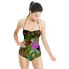 Lilac Flower and Foliage (Swimsuit)