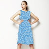 Recursive Coupled Turing Pattern Number One (Dress)
