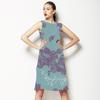 Vintage Style Floral (Dress)