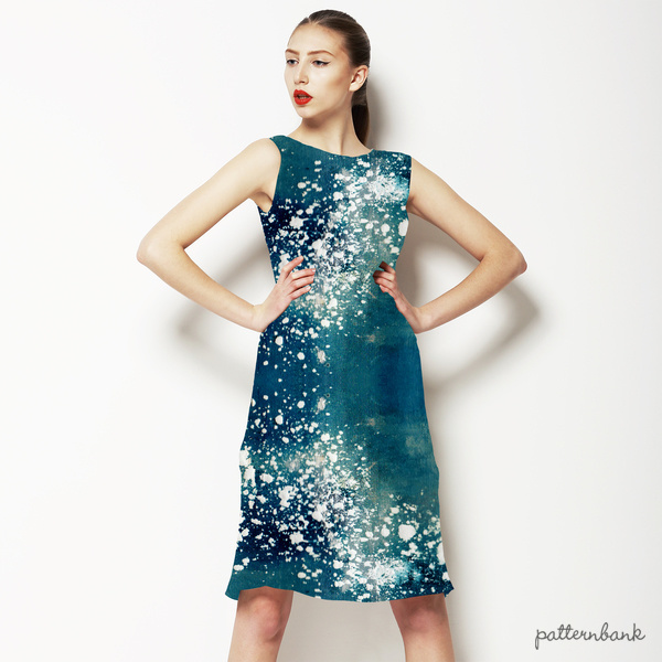 Monoprint Artistic Digital Texture Speckles