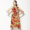 Antique Floral (Dress)