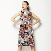 Floral and Skin (Dress)