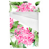 Tropical Floral Repeat Digital Print (Bed)