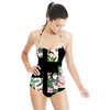 588 Floral Biombo (Swimsuit)