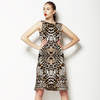 Mix Animal Print (Dress)