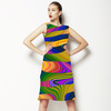 Wave Lines (Dress)