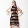 Paisley Stripe (Dress)