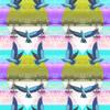 Rare Birds Sky (Original)