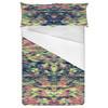 Multicolour Texture (Bed)