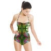 Jungle Fence (Swimsuit)