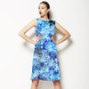 Floral/Winter Garden (Dress)