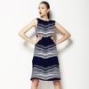 Stripes Ink Texture (Dress)