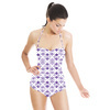 Sketchy Geo (Swimsuit)