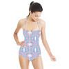 Tessellation Print (Swimsuit)