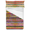 Exotic Floral Stripes (Bed)