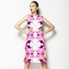 Pink Flower (Dress)