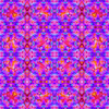 Tropical Floral and Plants No7 Repeat Tropical Floral Pattern by Dawid Roc (Original)
