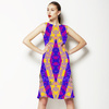 The Lazy Light No28 Abstract Pattern (Dress)