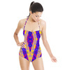 The Lazy Light No28 Abstract Pattern (Swimsuit)