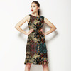Bright Camouflage (Dress)