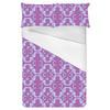 Purple Sprig Repeat (Bed)