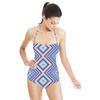 Boho Tile Print (Swimsuit)