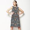 574 Indian Tile Print (Dress)