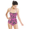 Tropicalism Pink (Swimsuit)