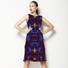 Abstract Tiles (Dress)