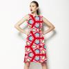 Ethnic Square (Dress)