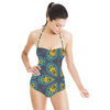 Ethnic Flower (Swimsuit)