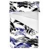 571 Ink Waves Print (Bed)