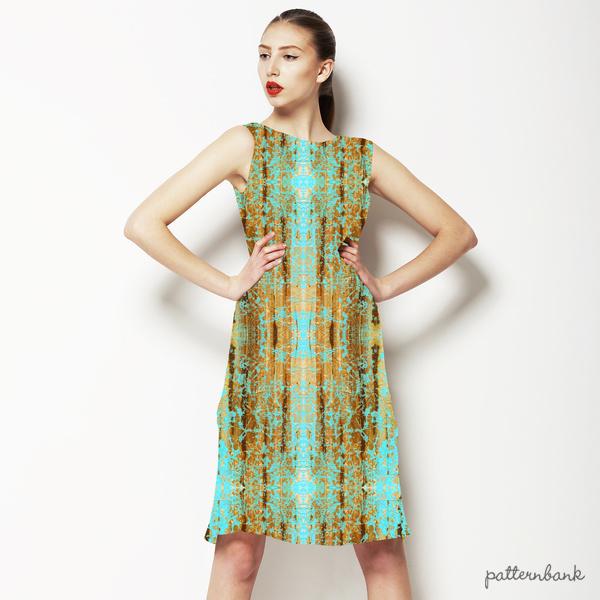 Richly Textured Batik