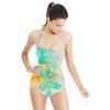 568 Fresh Floral Print (Swimsuit)