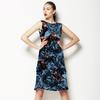 Graphite Flower (Dress)
