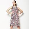 Multicolor Tropical Print (Dress)