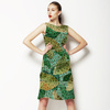 Jungle Leaves (Dress)