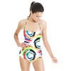 Contemporary Circles (Swimsuit)