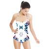 Leopard-Multicolor-Leaves (Swimsuit)