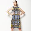 Abstract Checks (Dress)