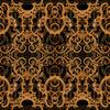 Baroque Golden Frames Black (Original)