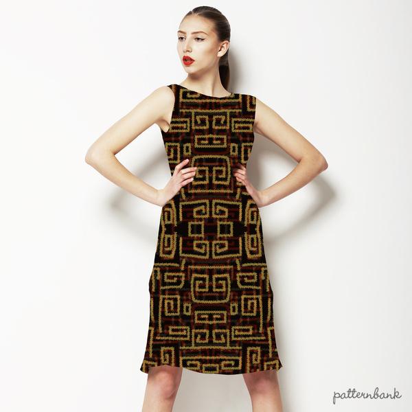 New Tribe - Ethnic Print