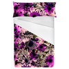 547 Violet Daisy Print (Bed)